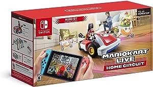 Mario Kart Live: 家庭电路-马里奥套装 - 任天堂 Switch 马里奥套装