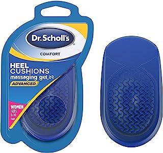 Dr. Scholl ' s COMFORT 足跟垫适用于女式,1对,尺码6–10 女式 1 Pair (New) 1