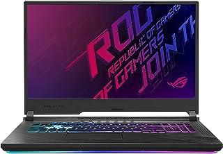 CUK ROG Strix G17 G712LU ASUS 17 英寸游戏笔记本电脑(英特尔酷睿i7,64GB RAM,2x2TB NVMe SSD,NVIDIA GeForce GTX 1660 Ti 6GB,17.3 英寸FHD 120Hz...