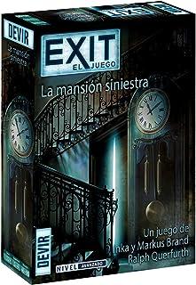 Devir- Exit 11 - 感官护理(BGEXIT11)黑暗的男士房子