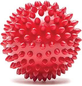 Pro-Tec Spiky Massage Ball 颗粒按摩球 PTSPIKE 红色