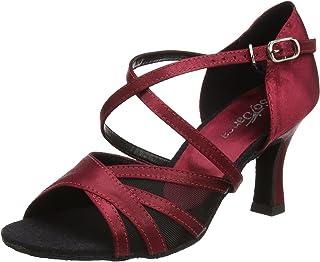 So Danca 女式 Bl162 交际室和拉丁鞋