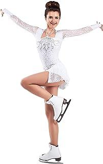 SG.MODA 花样滑冰裙/意大利面料,欧洲制造