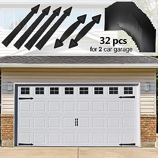 Eapele 磁性车库门装饰套件包括仿窗铰链和把手