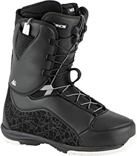 Nitro Snowboards 女士 Futura TLS '21 All Mountain Freeride Freestyle 快速系带船 滑雪板靴
