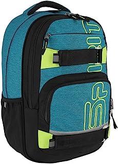 "SPIRIT 背包书包笔记本电脑包书包大容量旅行包男孩女孩""校园18"""