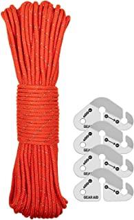 Gear Aid 户外 露营 帐篷用绳 引导线套装 13764