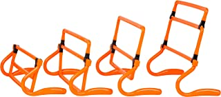 Trademark Innovations 5 件套可调节速度训练障碍物