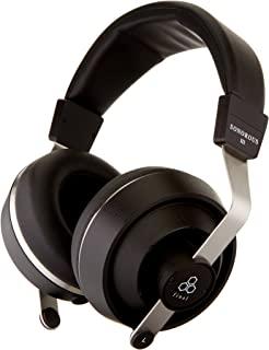 *终音频设计高分辨率耳机 - 黑色(松声 III)