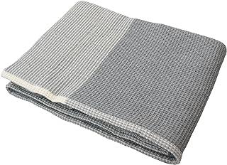 Romance小杉 华夫格毯 灰色 140×190厘米 URBAN Comfort Style 1-6535-1111-8900