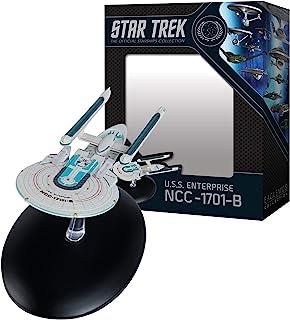 Eaglemoss 星际迷航官方星际系列 #9:USS Enterprise NCC-107B 船舶复制品