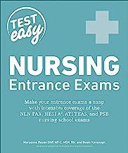 Nursing Entrance Exams (Test Easy) (English Edition)