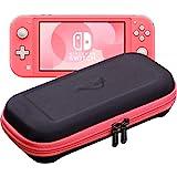 ButterFox 超薄手提箱,適用于 Nintendo Switch Lite,19 個游戲和 2 個 Micro S…