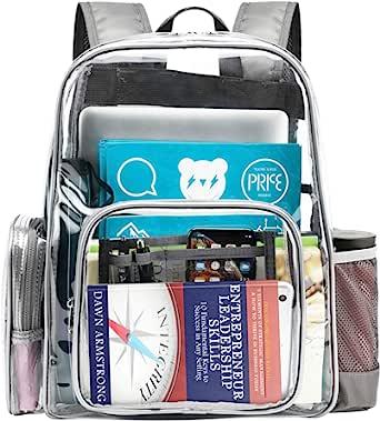 透明背包,Ace Teah 重型背包,学校透明背包
