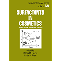 Surfactants in Cosmetics (Surfactant Science Book 68) (Engli…