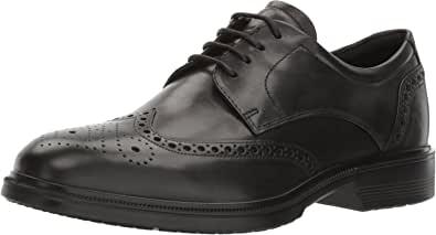 ECCO 爱步 Men's Lisbon Brogue 里斯系列 系带牛津男鞋
