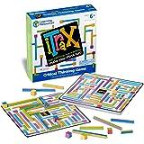 Learning Resources iTrax Critical 思维游戏,培养问题解决能力,适合家庭学校,共69件…