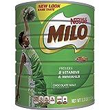 Nestle Milo Chocolate Malt Beverage Mix Jumbo 3.3 Pound Can…