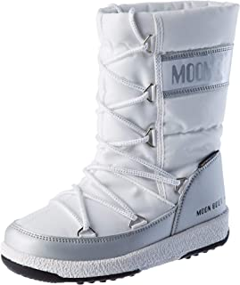 Moon Boot 女童 Jr G.Quilted Wp 雪地鞋
