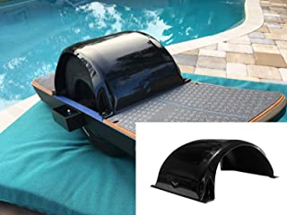 DIYE 挡泥板适用于 OneWheel/+/+XR 兼容保护套套件 - 耐冲击 - 保护 - 单轮配件