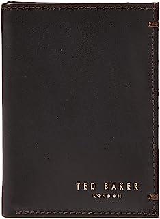 Ted Baker 泰德贝克 Core Sml 男士双折皮革旅行配件双折钱包