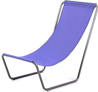 Dajar 躺椅紫色太阳躺椅 Siesta 81.5