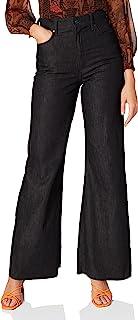 G-STAR RAW 女式 Deck 超高腰阔腿牛仔裤