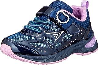Syunsoku 瞬足 运动鞋 宽幅 轻量 15-23厘米 2.5E 儿童 女孩 LEC 6440