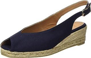 Castañer 女式 Dosalia/3/001 帆布鞋