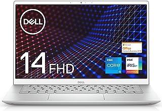 【MS Office Home&Business 搭载2019】Dell 笔记本电脑 Inspiron 14 5402 银色 Win10/14FHD/Core i5-1135G7/8GB/256GB/Web相机/无线LAN NI554A-AWHBC