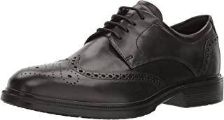 ECCO 爱步 Men's Lisbon Brogue 里斯系列 系带牛津男鞋