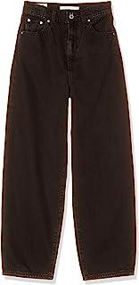 Levi's 李维斯 BALLOON 宽版牛仔裤 女士