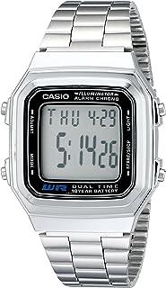 Casio 卡西欧男士不锈钢手表