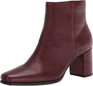 ECCO 爱步 Women's Shape 60 女士时尚方形鞋跟踝靴