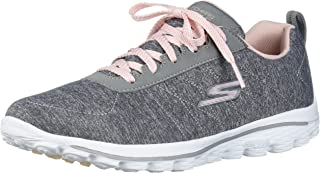 Skechers Go Golf 女式 Go Walk 运动休闲高尔夫鞋