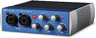 audiobox 蓝色 PC/Mac - 2 Mic Pres