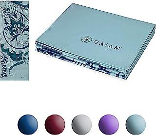 Gaiam Foldable Yoga Mat, 2mm