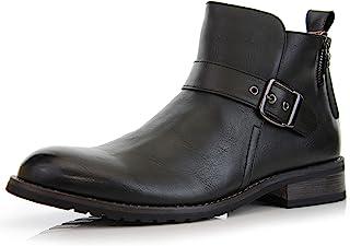Ferro Aldo 男士休闲工程高帮拉链靴