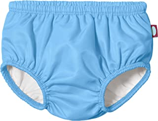 City Threads 女婴和男孩可重复使用游泳尿布和尿布套防漏游泳