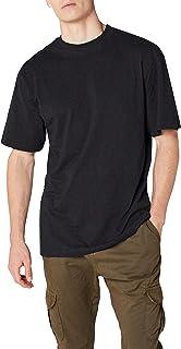 城市经典 tb006男士 T 恤高茶 | 超大衬衫
