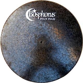 Bosphorus 钹 BP21FR 21 英寸黑色珍珠系列平叠音镲