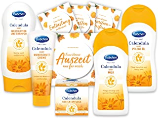 Bübchen Calendula 婴儿护理套装 6 件套 1 件装 (6 个产品)