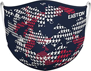 EASTON 面罩,均码,适合大多数人,可两面穿