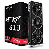 XFX Speedster MERC319 AMD Radeon RX 6800 XT 核心游戏显卡 16GB GDDR…