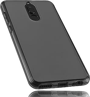 Mumbi 华为 Mate 8、Mate 9*的手机保护壳 transparent schwarz Mate 10 Lite