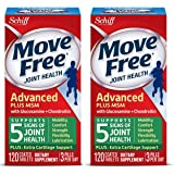 Move Free Glucosamine Chondroitin MSM and Hyaluronic Acid Jo…