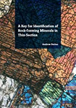 A Key for Identification of Rock-Forming Minerals in Thin Section (English Edition)