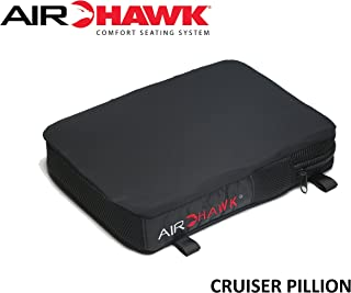 Airhawk 小号 Pillion 摩托车坐垫 - 11 英寸长 x 9 英寸宽 FA-AH2PLN