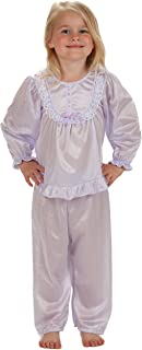 Laura Dare 女婴长袖传统睡衣套装(9 个月-24 个月)