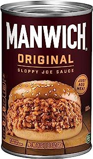 Manwich Original Sloppy Joe Sauce, 24 oz, 12 Pack